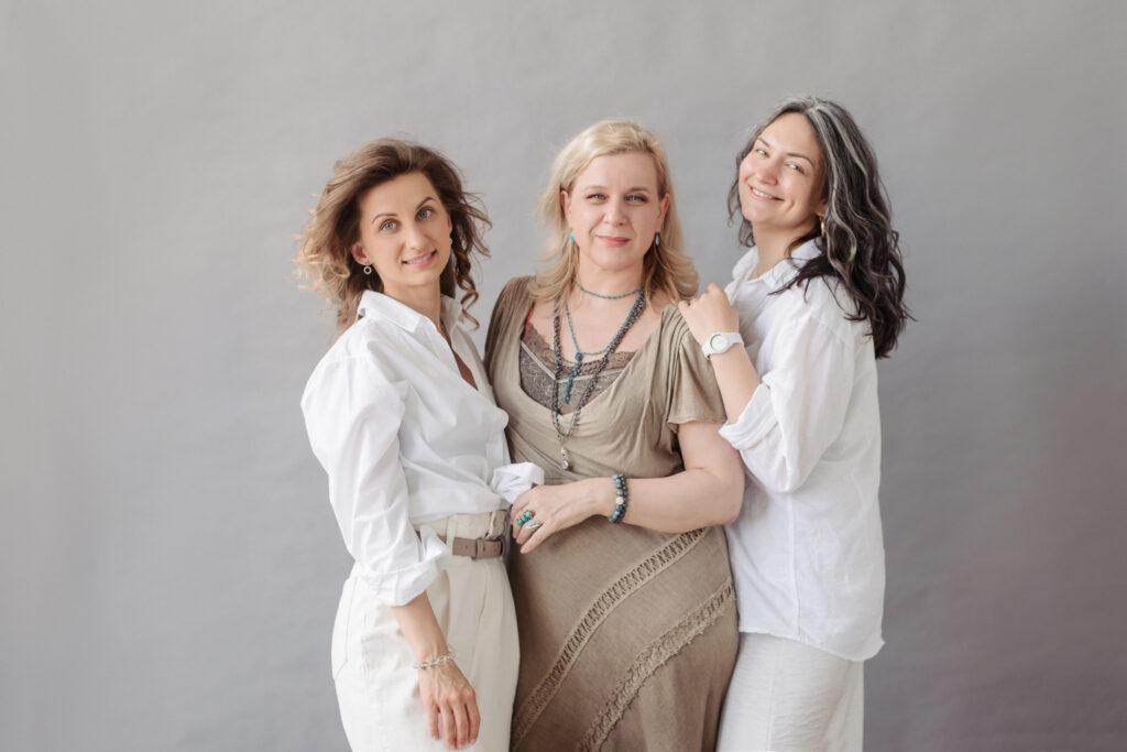 Команда тренеров школы красоты Натальи Дичковской